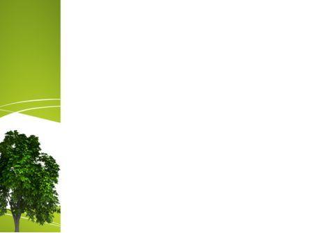 World Tree PowerPoint Template, Slide 3, 03271, Nature & Environment — PoweredTemplate.com