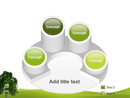 World Tree PowerPoint Template Slide 12