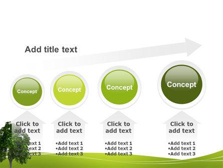 World Tree PowerPoint Template Slide 13
