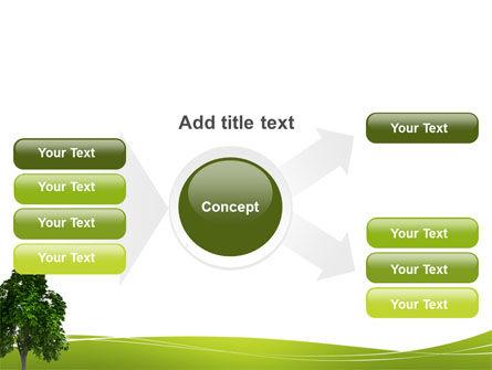 World Tree PowerPoint Template Slide 14