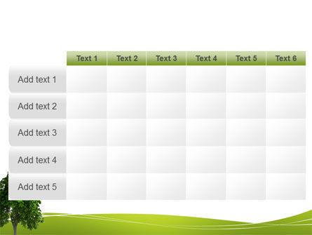 World Tree PowerPoint Template Slide 15