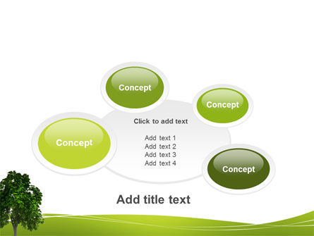 World Tree PowerPoint Template Slide 16