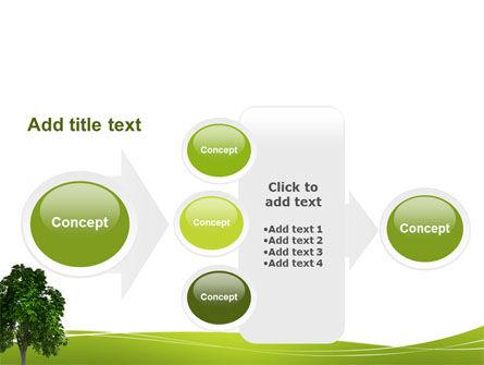 World Tree PowerPoint Template Slide 17