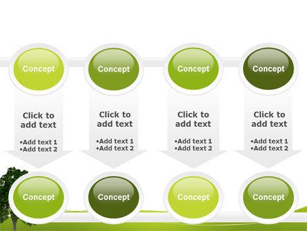 World Tree PowerPoint Template Slide 18