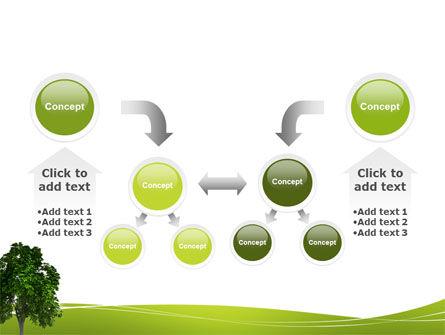 World Tree PowerPoint Template Slide 19