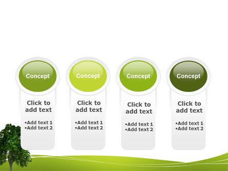 World Tree PowerPoint Template Slide 5