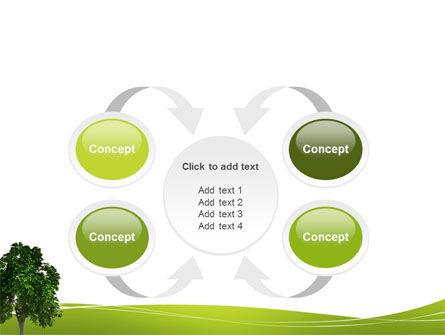 World Tree PowerPoint Template Slide 6