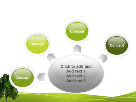 World Tree PowerPoint Template Slide 7