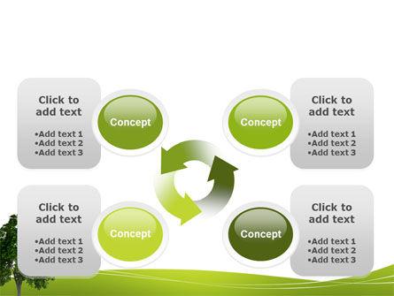 World Tree PowerPoint Template Slide 9