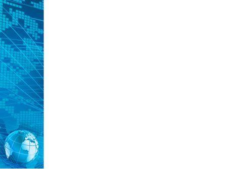 Worldwide PowerPoint Template, Slide 3, 03279, Global — PoweredTemplate.com
