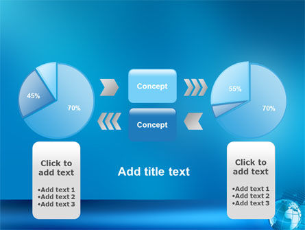 Worldwide PowerPoint Template Slide 11