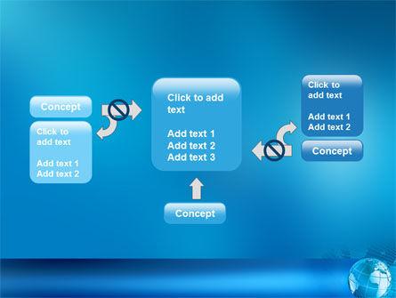 Worldwide PowerPoint Template Slide 13