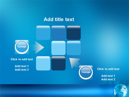 Worldwide PowerPoint Template Slide 16