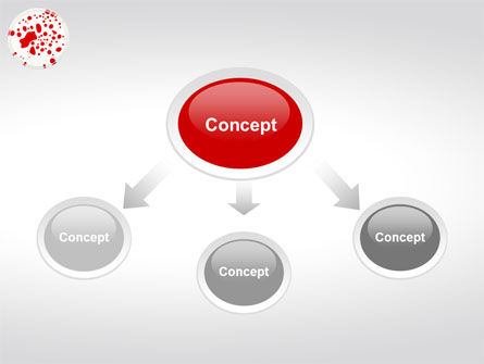 Lifeblood PowerPoint Template, Slide 4, 03281, Technology and Science — PoweredTemplate.com