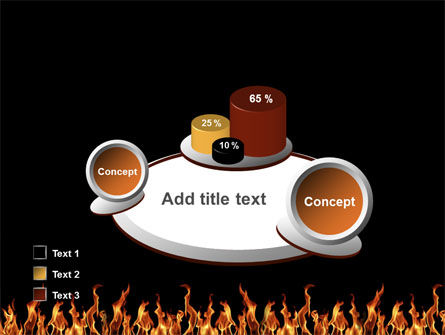 Fire PowerPoint Template Slide 16