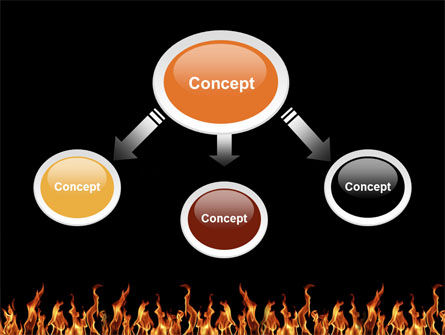 Fire PowerPoint Template Slide 4