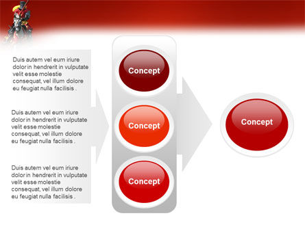 Knight PowerPoint Template Slide 11
