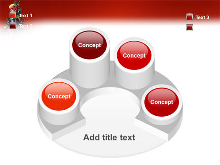 Knight PowerPoint Template Slide 12