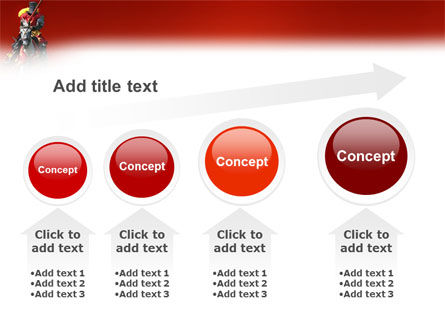 Knight PowerPoint Template Slide 13