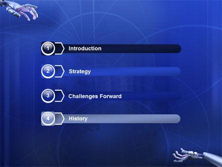 Cyborgs PowerPoint Template Slide 3