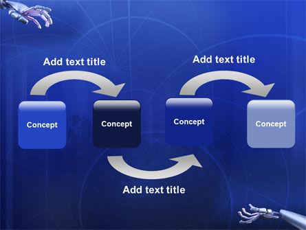 Cyborgs PowerPoint Template Slide 4