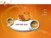 Genie Lamp PowerPoint Template#6
