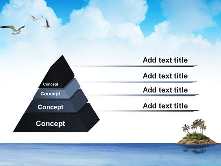 Tropic Island PowerPoint Template Slide 12
