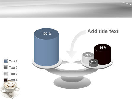 Cappuccino Cup PowerPoint Template Slide 10