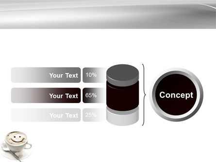 Cappuccino Cup PowerPoint Template Slide 11