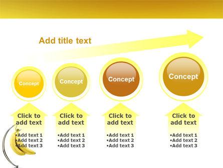 Bananas PowerPoint Template Slide 13