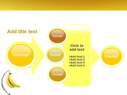 Bananas PowerPoint Template Slide 17