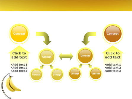 Bananas PowerPoint Template Slide 19