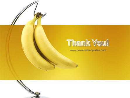 Bananas PowerPoint Template Slide 20