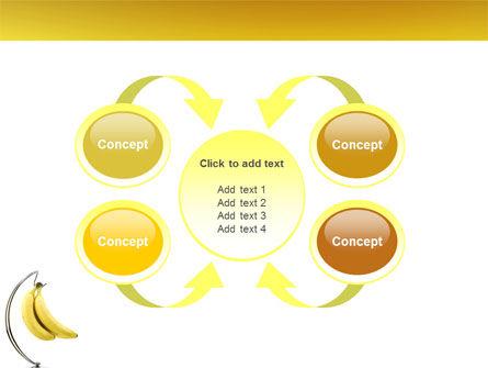 Bananas PowerPoint Template Slide 6