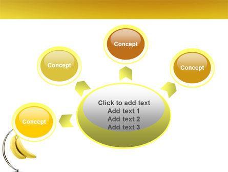 Bananas PowerPoint Template Slide 7