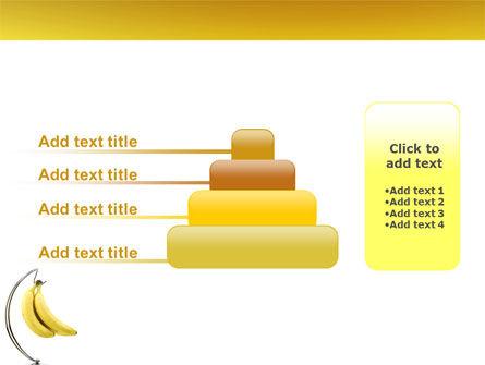 Bananas PowerPoint Template Slide 8