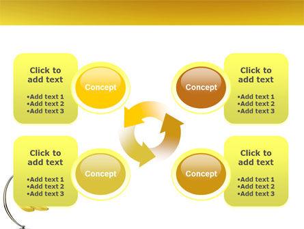 Bananas PowerPoint Template Slide 9