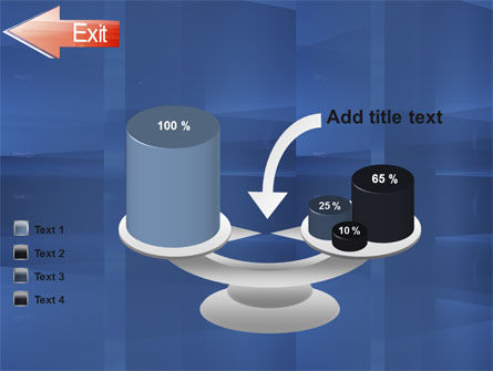 Way To Exit PowerPoint Template Slide 10