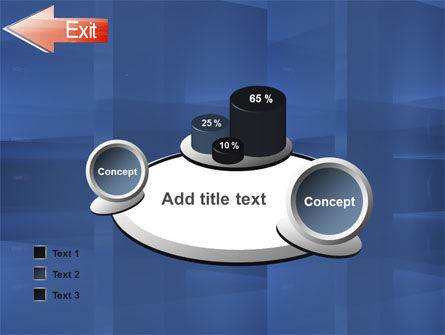 Way To Exit PowerPoint Template Slide 16