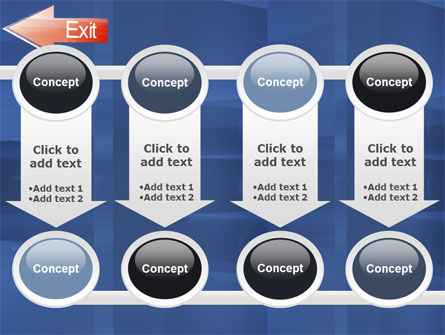 Way To Exit PowerPoint Template Slide 18