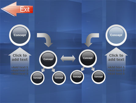 Way To Exit PowerPoint Template Slide 19