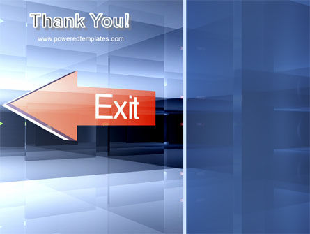 Way To Exit PowerPoint Template Slide 20