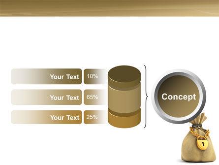 Bag Of Wealth PowerPoint Template Slide 11