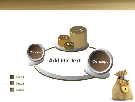 Bag Of Wealth PowerPoint Template Slide 16