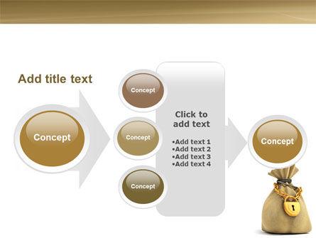 Bag Of Wealth PowerPoint Template Slide 17