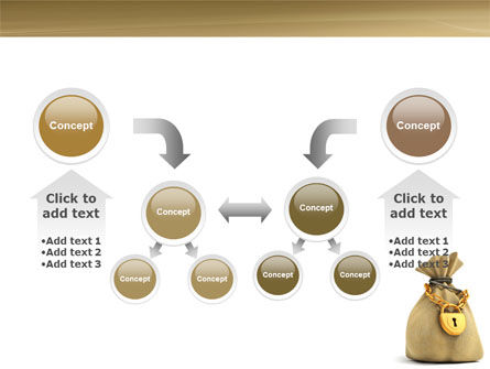 Bag Of Wealth PowerPoint Template Slide 19