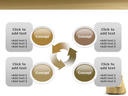 Bag Of Wealth PowerPoint Template Slide 9