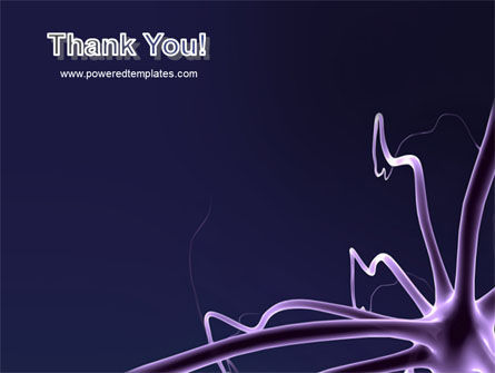 Neuron PowerPoint Template Slide 20