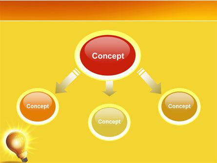 Bright Idea PowerPoint Template Slide 4