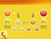 Bright Idea PowerPoint Template#19